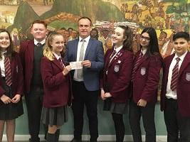 Scottish school supports AoS centenary