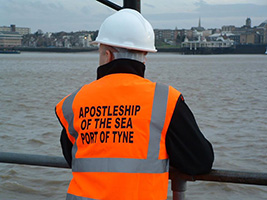 AoS welcomes crew repatriation
